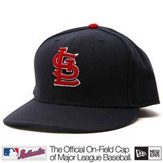00973b34aac St. Louis Cardinals Authentic Collection On-Field 59FIFTY Alternate 1 Cap -  MLB.