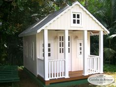 Doll House- the girls and i would never leave the back yard