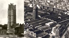 Berlin's first high-rise building (and a masterpiece of Expressionist architecture)