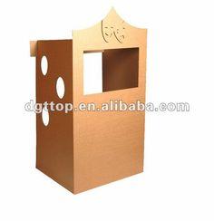 de cartón de teatro de títeres--Identificación del producto:635928308-spanish.alibaba.com