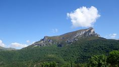 Castillo Mayor (2014 metros), el objetivo del día