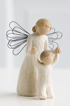 Willow Tree®  Guardian Angel direct from the AngelTreeStore.com