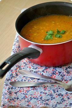 Χορτόσουπα με τραχανά
