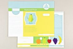 Do it yourself brochure template this charming brochure would be 25 awesome brochure examples slodive solutioingenieria Images
