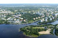 Tuira, Oulu  where I lived quite a long time ...