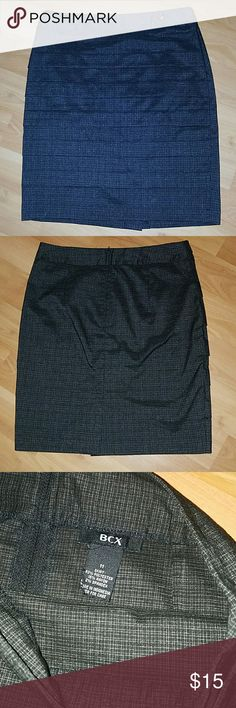 BCX skirt Gently used skirt. Worn once BCX Skirts