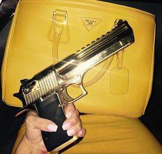 30 Awesome Kimber Pistols For Ideas On Your Next Gun - Allgunslovers Gun Aesthetic, Badass Aesthetic, Aesthetic Colors, Bad Girl Aesthetic, Aesthetic Pictures, Fille Gangsta, Gangsta Girl, Armas Wallpaper, Yellow Aesthetic Pastel