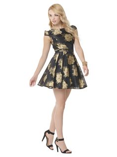 Chi Chi Eleanor Dress – chichiclothing.com