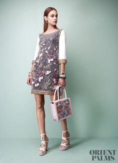 Georges Hobeika - Spring-Summer 2017 Ready-to-Wear Collection Georges Hobeika, Fashion Week, Fashion 2017, High Fashion, Fashion Looks, Cute Dresses, Beautiful Dresses, Summer Dresses, Estilo Aria Montgomery