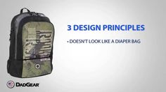See all the features of the highly rated DadGear Backpack diaper bag. In this short video, you'll get the detailed walk through of our features so you can be...