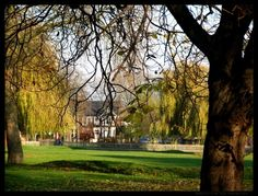 I used to live here.  Queens Park, London
