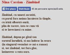 Nina Cassian-Zambind Quotes, Words Of Love, Quotations, Quote, Shut Up Quotes