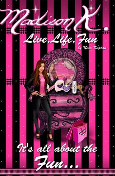 Madison K. Live, Life, Fun , book