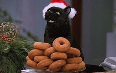 You love the holidays because of the food!