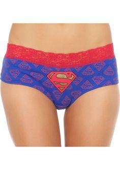 SUPERMAN BOYSHORT