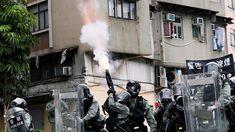 Hong Kong Riots And Protests 2019 2020