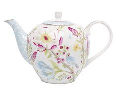PiP Studio - 'Chinese Garden' Collection - Teapot, White