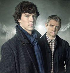Sherlock, par Clara qui est amoureuse.