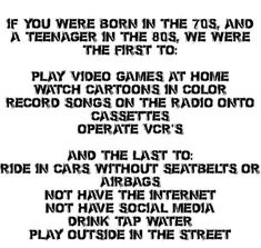 Watch Cartoons, We Are The Ones, Back In The Day, Songs