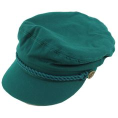 e322918628ff7 Men s Summer Cotton Greek Fisherman Sailor Fiddler Driver Hat Flat Cap Teal   fashion  clothing