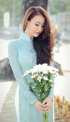 Cataleya Diep (9)   Áo Dài Việt Nam - Tôn vinh vẻ đẹp Việt! …   Flickr