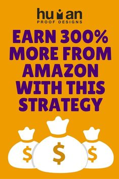 Increasing Amazon Affiliate Commissions By 300% – Case Study