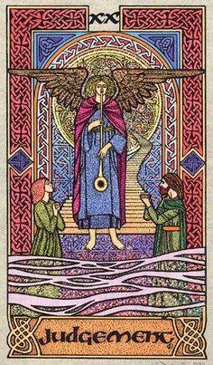 JUDGEMENT - Learn Tarot