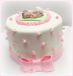 Baby Shower Cakes For Girls | girl baby shower cake 26 16