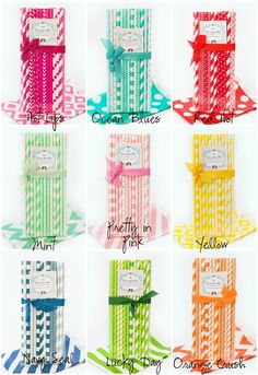 "Celebrate your special moments with these adorable straws by Cherry Sprinkles!! Our Paper Straws are perfect for Parties, Holidays, Birthdays, Showers and Weddings or if you just need a Cute Pick Me Up!! They are very Strong & Sturdy, made from Superior Quality!! They can also be used as dessert sticks, cake pop sticks or cupcake toppers!!Includes1-(25 pcs) Multipack Design Size: Length 7.75"" Outer Dia: 0.25""  •Made with food safe ink and FDA approved & Biodegradable**The ""Min..."