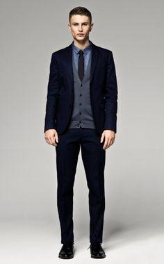 Sisley Man Collection - Look 8