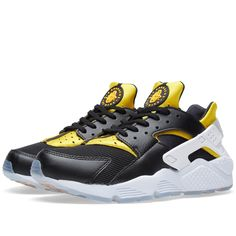 Nike Air Huarache Run 'Berlin' (Black & University ...