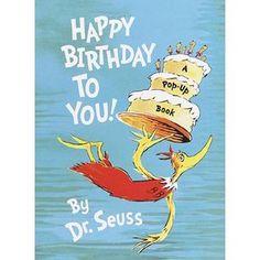 $5 @ walmart.com Happy Birthday to You by Dr. Seuss