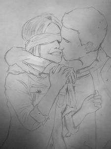 Dibujos A Lapiz Chidos De Amor Para Mi Novio Dibujos Dibujos De Amor Dibujos De Parejas Enamoradas