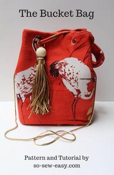 Bucket Bag Pattern | Craftsy
