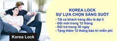 KOREA LOCK SỰ LỰA CHỌN SÁNG SUỐT http://www.khoavn.com/