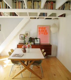 100 Ideas & Inspirations:  Small Spaces