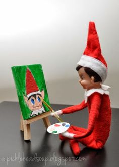 26 Fun and Cheeky Elf on the Shelf