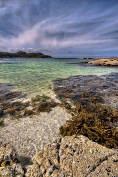 Ardnamurchan/Highlands/Sanna Bay/Scotland