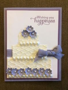 Wedding Card - Scrapbook.com
