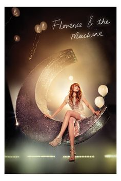 Florence and the Machine - her voice is so inspiring.