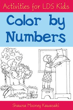 lds coloring pages activities and lesson helps church. Black Bedroom Furniture Sets. Home Design Ideas