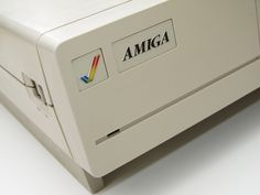 Commodore Amiga - The greatest computer that I even owned.