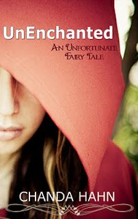 """""""UnEnchanted (An Unfortunate Fairy Tale)"""" by Chanda Hahn.  Book 1.  Loved it!"""