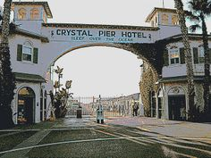 crystal pier san diego | Crystal Pier, San Diego, CA | Flickr - Photo Sharing!