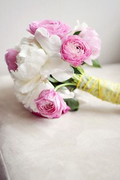 Love the pink flower