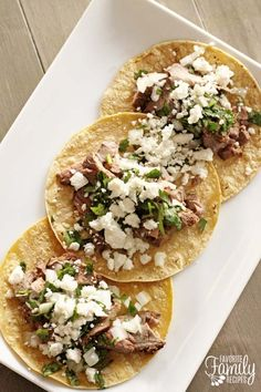 Grilled Steak Street Tacos Steak street tacos are little bites of heaven. The ingredients are few and simple yet they are bursting with delicious flavor! Grilled Steak Recipes, Grilled Meat, Beef Recipes, Cooking Recipes, Healthy Recipes, Delicious Recipes, Easy Recipes, Mexican Dishes, Mexican Food Recipes
