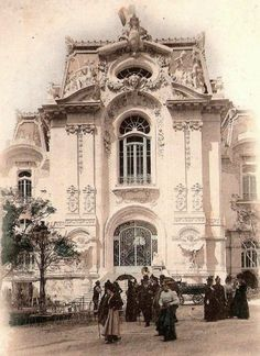 Resultado de imagen de photos femmes paris 1900