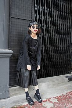 More looks by Phen Holy: http://lb.nu/phenholy  #gothic #grunge #punk