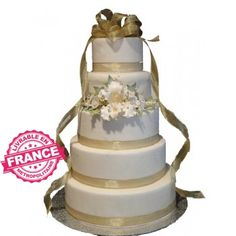 Wedding cake, pièce montée mariage Gâteau de mariage Wedding Cakes, Arch For Wedding, Wedding Gown Cakes, Wedding Pie Table, Wedding Cake, Cake Wedding, Wedding Pies, Wedding Sheet Cakes