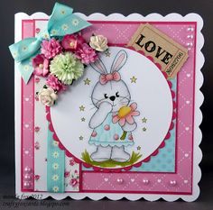 Crafty Fox Cards: February 2012
